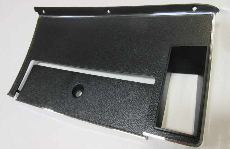 1971-73 Mustang Right Hand Panel and Glove Box Cover